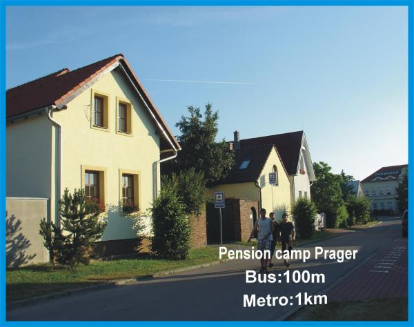 Hotel Pictures: Pension Camp Prager, Prague