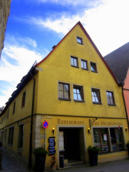 Hotelbilleder: Gästezimmer Michelangelo, Rothenburg ob der Tauber