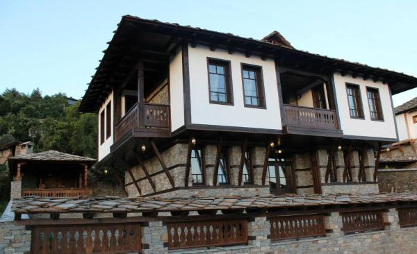 Hotelfoto's: Delchevata Kushta V Leshten, Leshten