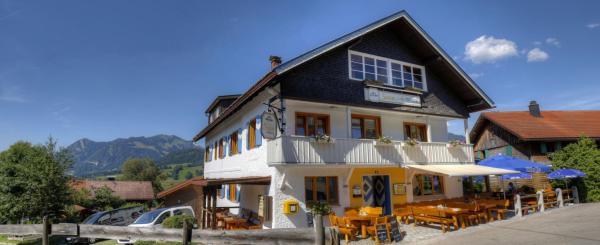 Hotel Pictures: Berggasthof Sonne, Sonthofen