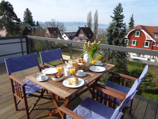 Hotelbilleder: Ferienwohnung Bodenseeblick, Nonnenhorn