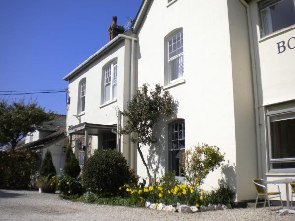 Hotel Pictures: Bossiney House Hotel, Tintagel