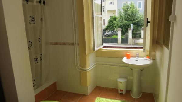 Double Room with external bathroom