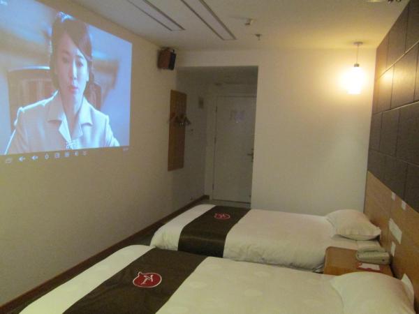 Mainland Chinese Citizens - Movie Twin Room