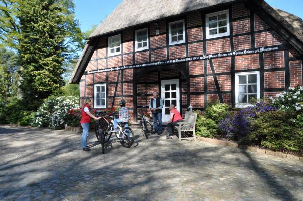 Hotelbilleder: Pension Holsten - Ramakershof, Schneverdingen
