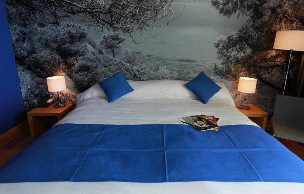 Superior King Room with Ocean View