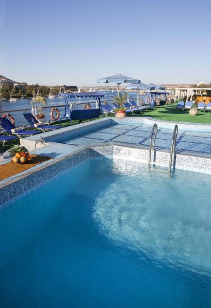 Hotel Pictures: Radamis II Nile Cruise - Luxor/Aswan - 04 nights each Monday & 3 nights each Friday, Luxor