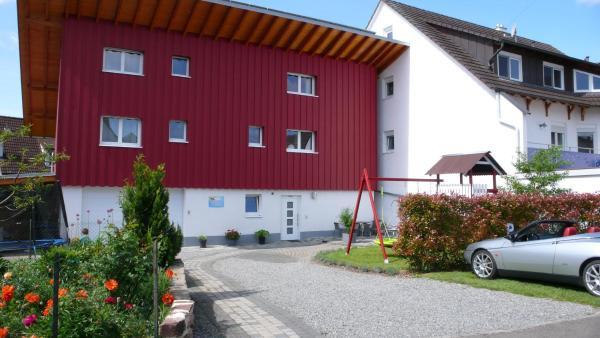 Hotelbilleder: Ferienwohnung Sonnenschein, Rheinhausen