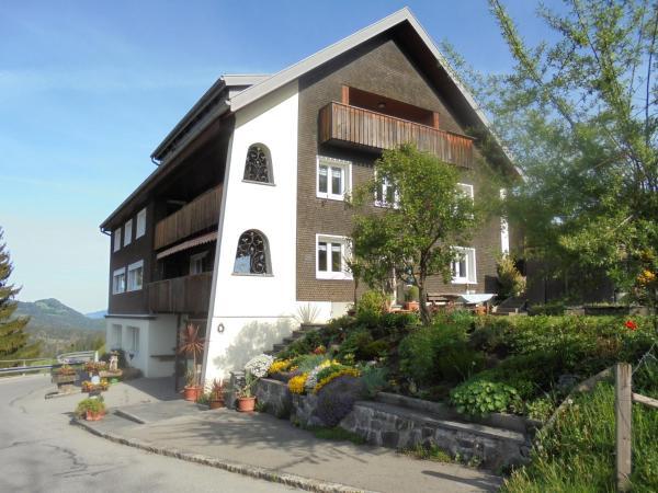 Photos de l'hôtel: Ferienhaus Nussbaumer, Sibratsgfäll