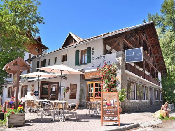 Hotel Pictures: Auberge Le Mont Prorel, Briançon