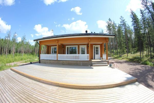 Hotel Pictures: Rauhala Cottage, Kurvila