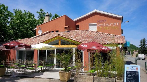 Hotel Pictures: Hôtel Restaurant le Mistral, Peipin