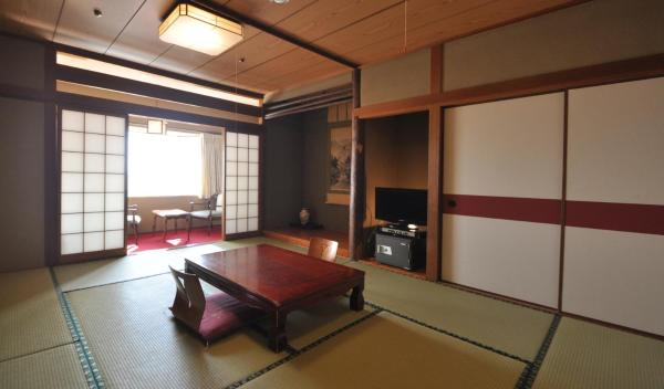 Japanese-Style Room - South Wing