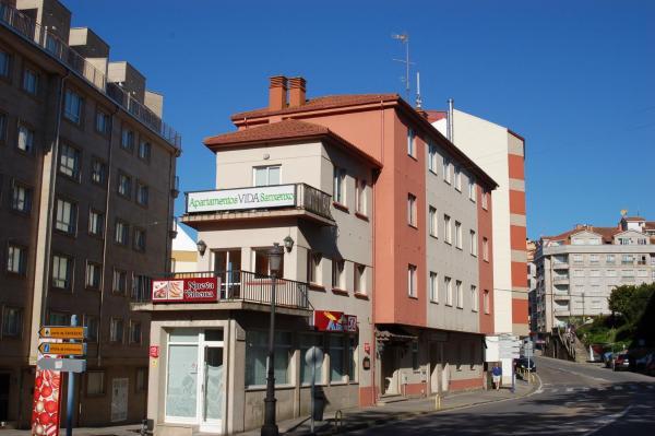 Hotel Pictures: Apartamentos VIDA Sanxenxo, Sanxenxo