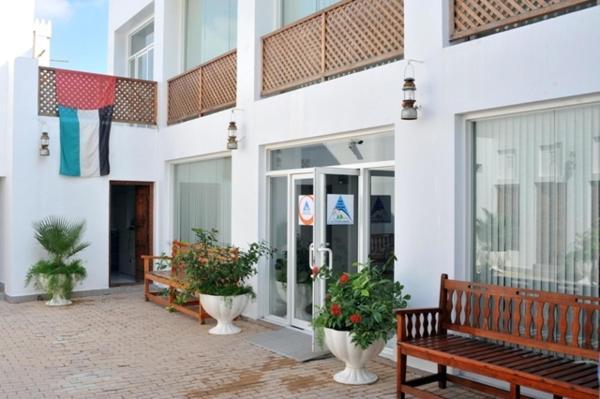 ホテル写真: Sharjah Heritage Youth Hostel, シャルジャ