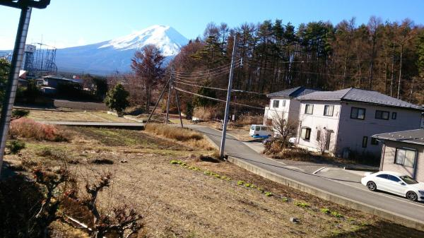 Triple Room with Mt. Fuji View