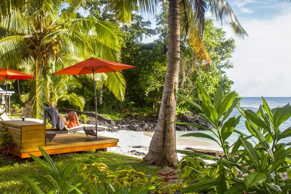 Zdjęcia hotelu: Aganoa Lodge Samoa, Satufia