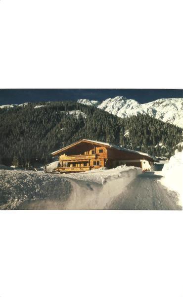 Hotel Pictures: apart strolz, Sankt Anton am Arlberg