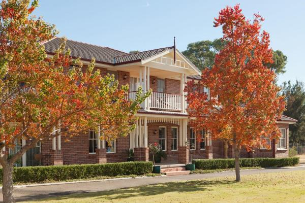 Φωτογραφίες: Plumes on the Green Boutique Bed & Breakfast, Tamworth