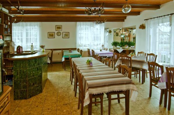 Hotel Pictures: Penzion Antonea, Čistá u Horek