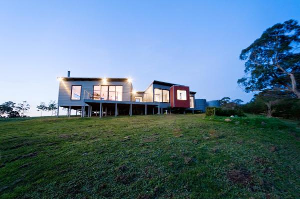 Hotellbilder: Elevated Plains Retreat 1, Daylesford