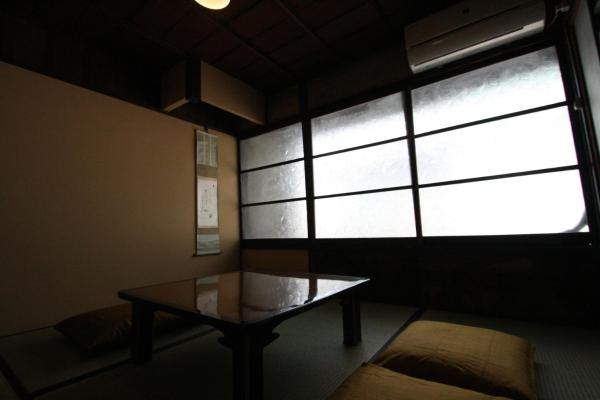 Japanese-Style Superior Twin Room with Shared Bathroom
