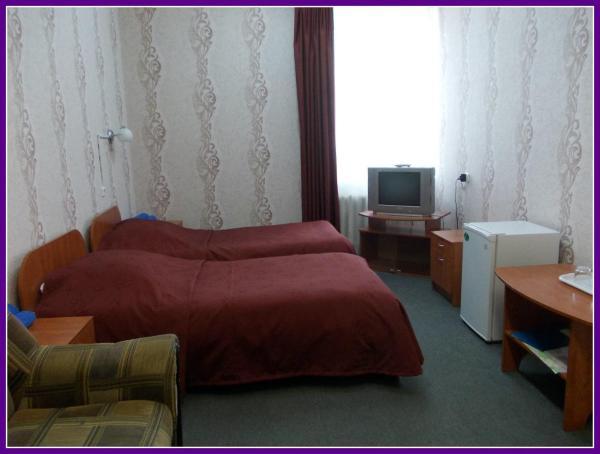 Standard Twin Room with Sofa