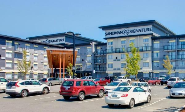 Hotel Pictures: Sandman Signature Langley Hotel, Langley