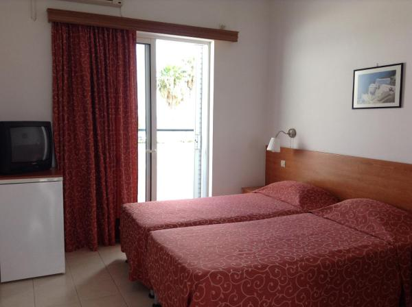 Double or Twin Room with Extra Bed (3 Adults)  & with Sea View