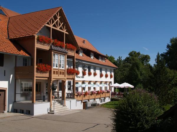 Hotelbilleder: Landgasthof Rößle, Berau