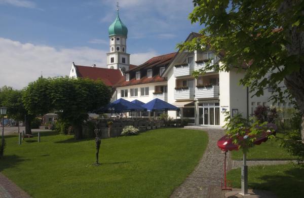 Hotelbilleder: Hotel Seekrone, Wasserburg