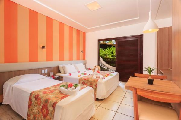 Triple Room with Partial Sea View