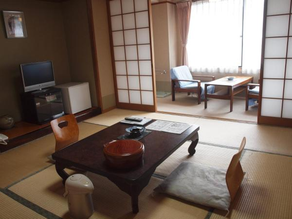 Japanese-Style Standard Room with Private Bathroom