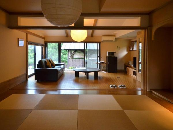 Cottage with Tatami Area and Open-Air Bath