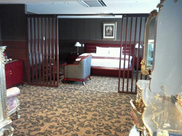Superior Double Suite with EXtra Bed