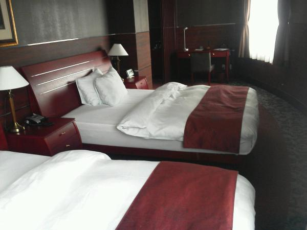 Superior Twin Suite with Extra Bed