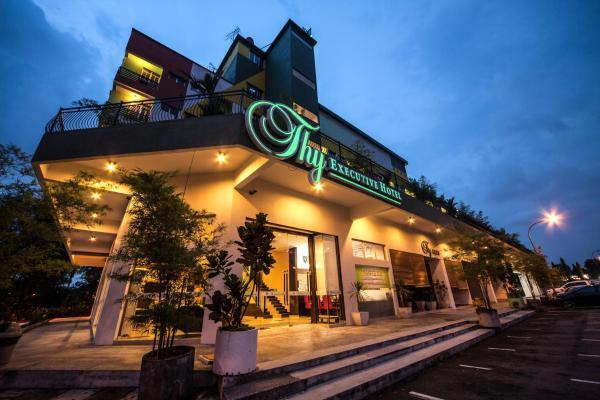 Fotos de l'hotel: Thy Executive Hotel, Johor Baharu