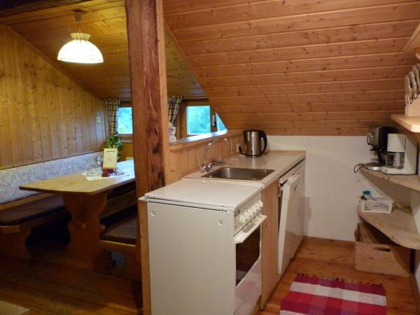 Apartment with Mountain View (5 Adults)