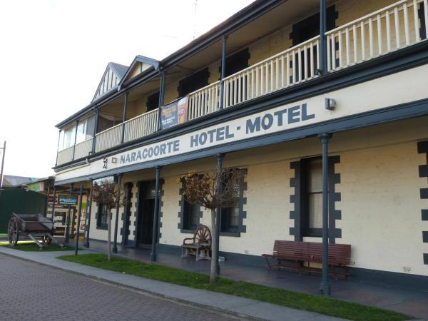 酒店图片: Naracoorte Hotel Motel, Naracoorte