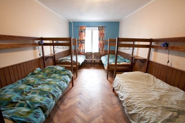 Single Bed in Mixed 4-Bed Dormitory Room