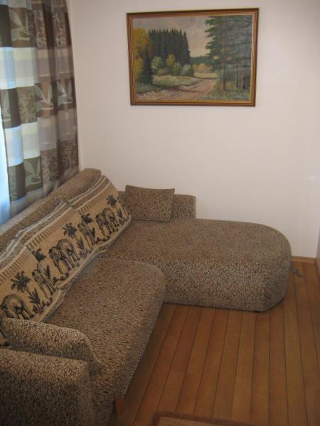 Budget Double Room with Soft Corner