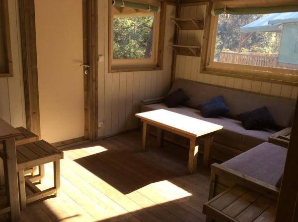 Two-Bedroom Superior Chalet (7 Adults)