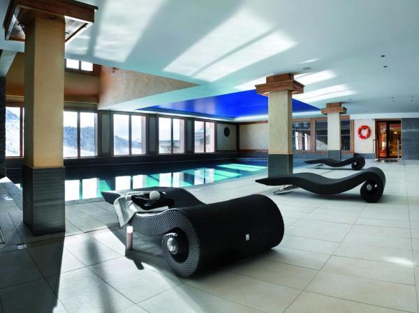 Hotel Pictures: CGH Résidences & Spas Le Village De Lessy, Le Grand-Bornand