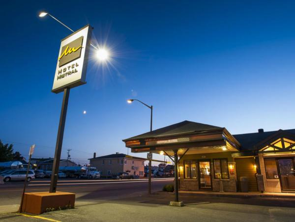 Hotel Pictures: Motel Mistral, Rouyn
