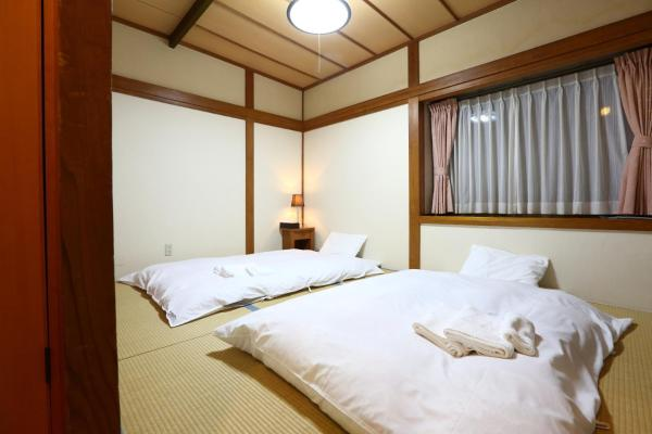 Japanese-Style Double or Twin Room