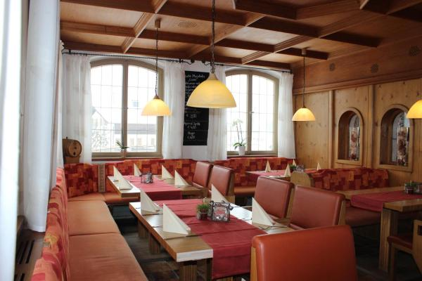Hotelbilleder: Ristorante Pizzeria Pension Taormina, Roßhaupten