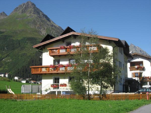 ホテル写真: Apart Renate, Galtür