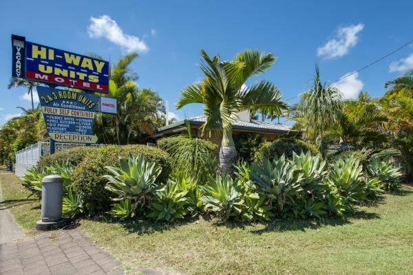 Hotelbilleder: Hi Way Units Motel, Mackay