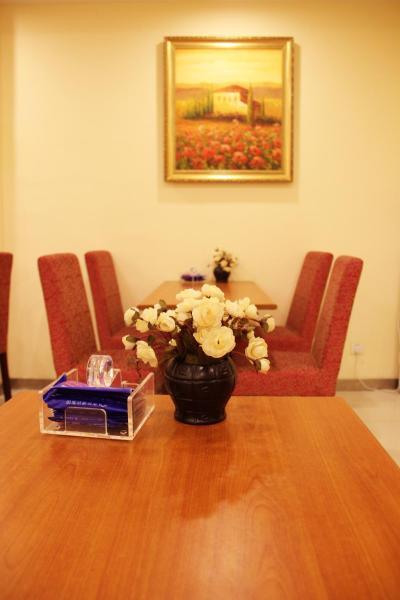Hotellikuvia: Hanting Express Ji'nan Jiefang Road 2nd, Jinan