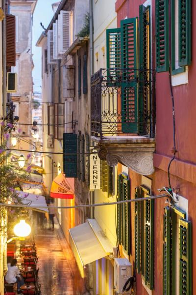 Zdjęcia hotelu: Three Corners Hostel, Zadar